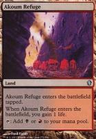 Commander 2013: Akoum Refuge