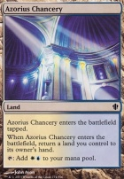 Commander 2013: Azorius Chancery