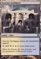 Commander 2013: Azorius Guildgate