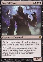 Commander 2013: Baleful Force