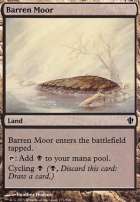 Commander 2013: Barren Moor