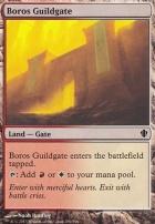 Commander 2013: Boros Guildgate
