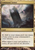 Commander 2013: Command Tower