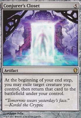 Commander 2013: Conjurer's Closet