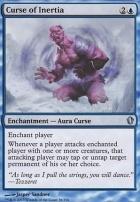 Commander 2013: Curse of Inertia