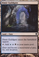 Commander 2013: Dimir Guildgate