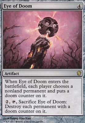 Commander 2013: Eye of Doom