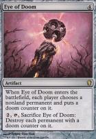 Commander 2013: Eye of Doom