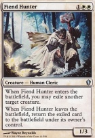 Commander 2013: Fiend Hunter