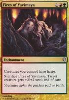 Commander 2013: Fires of Yavimaya
