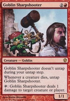 Commander 2013: Goblin Sharpshooter