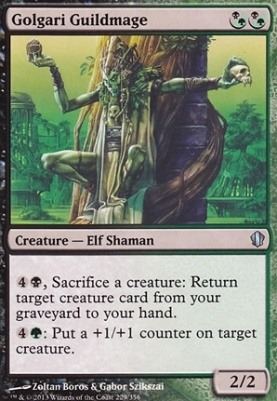 Commander 2013: Golgari Guildmage