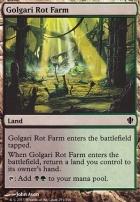 Commander 2013: Golgari Rot Farm