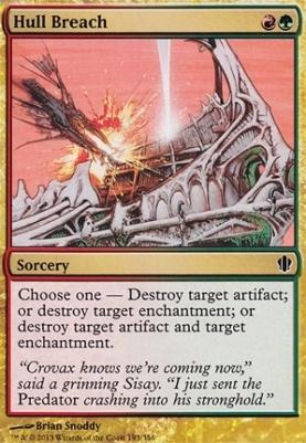 Commander 2013: Hull Breach