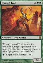 Commander 2013: Hunted Troll