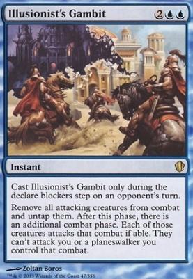 Commander 2013: Illusionist's Gambit