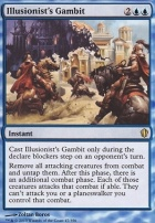 Commander 2013: Illusionist's Gambit