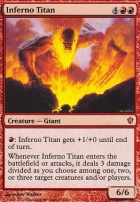 Commander 2013: Inferno Titan