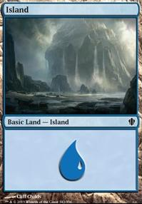 Commander 2013: Island (342 B)