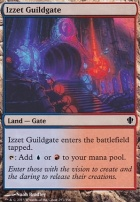 Commander 2013: Izzet Guildgate