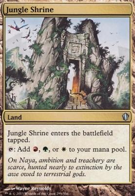 Commander 2013: Jungle Shrine