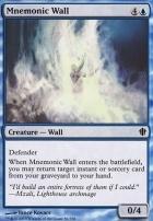 Commander 2013: Mnemonic Wall
