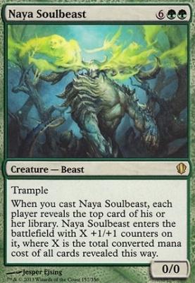 Commander 2013: Naya Soulbeast