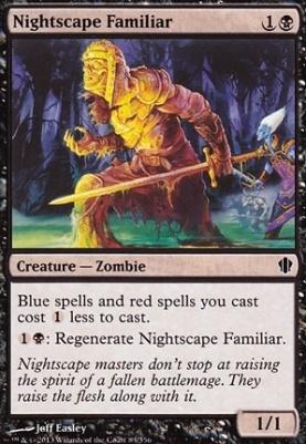 Commander 2013: Nightscape Familiar