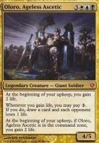 Commander 2013: Oloro, Ageless Ascetic (Oversized Foil)