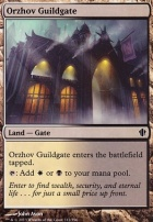 Commander 2013: Orzhov Guildgate