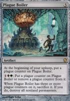 Commander 2013: Plague Boiler