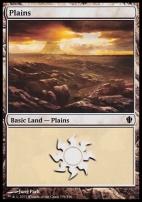 Commander 2013: Plains (339 C)