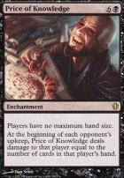 Commander 2013: Price of Knowledge
