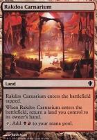Commander 2013: Rakdos Carnarium