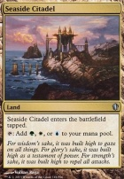 Commander 2013: Seaside Citadel
