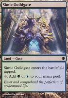 Commander 2013: Simic Guildgate