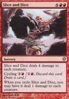 Commander 2013: Slice and Dice