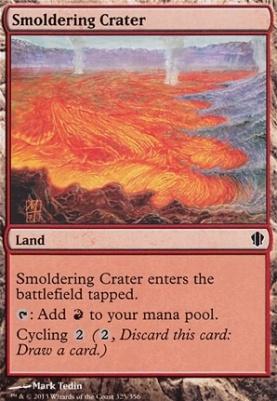 Commander 2013: Smoldering Crater