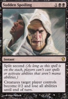 Commander 2013: Sudden Spoiling