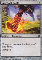 Commander 2013: Swiftfoot Boots