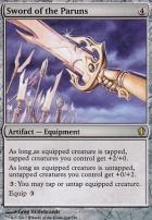 Commander 2013: Sword of the Paruns