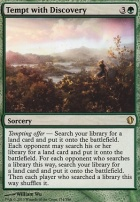Commander 2013: Tempt with Discovery