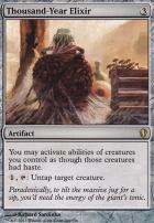 Commander 2013: Thousand-Year Elixir