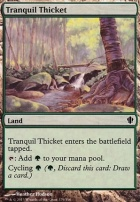Commander 2013: Tranquil Thicket