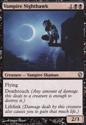 Commander 2013: Vampire Nighthawk