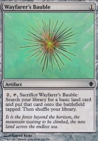 Commander 2013: Wayfarer's Bauble