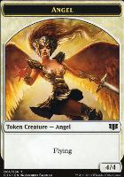 Commander 2014: Angel Token - Cat Token