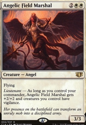 Commander 2014: Angelic Field Marshal