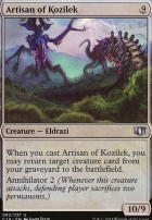 Commander 2014: Artisan of Kozilek