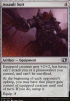 Commander 2014: Assault Suit